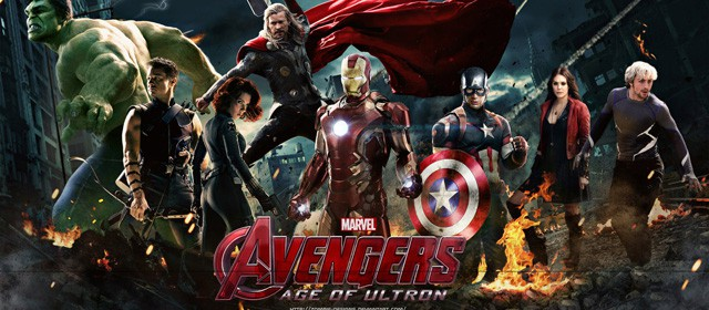 Avengers: Age of Ultron - May 1, 2015