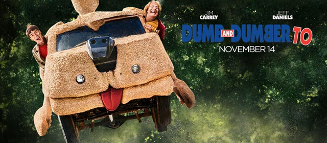 Dumb and Dumber To - Nov 14, 2014
